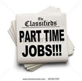 Jobs avalible for students and part time worker