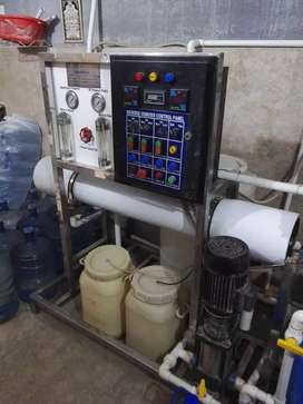 R/O complete plant for sale.