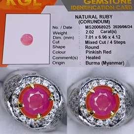 Natural Ruby Burma-tersedia Sapphire,spinel,chrysoberyl,topaz,emerald