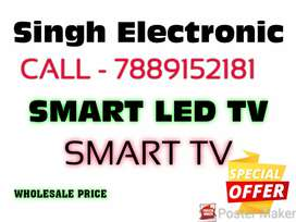 Activate SMART LED TV in wholesale rate