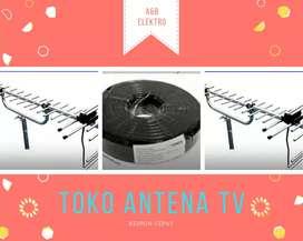 Ahli pasang antena tv jasinga