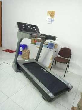 Ready siap kirim/Treadmill electrik Tl-166 1F /Alat fitness solo