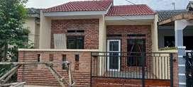 Rumah minimalis Bonus AC luas 72m 2 kamar