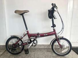 Sepeda Lipat Mini Cooper