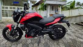 Dominar 250cc bs6 2020 last model