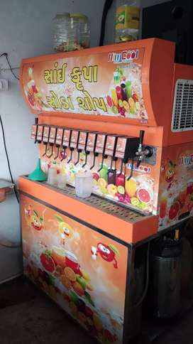 Himcool soda masin14+1+1 with shop
