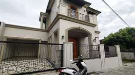 Rumah Lux mewah Utara Lottemart Yogyakarta
