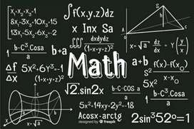Home tutor is Available For Mathematics & physics