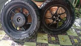 Jual ban scoopy ring 12