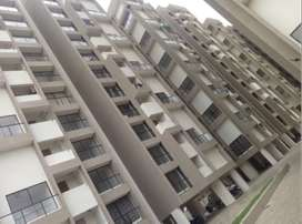 Beautiful 2 Bhk semi furnished high rise flat near Madhapar Chowk