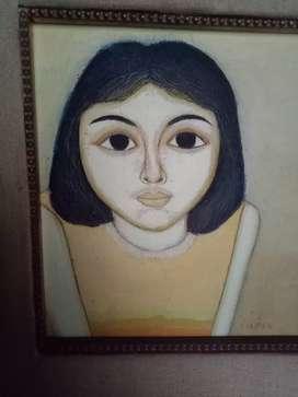 Lukisan keren original