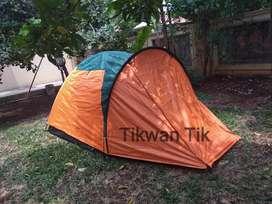 Tenda dome doubel layer