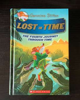 Geronimo Stilton: Lost In Time, Fourth Journey Through Time