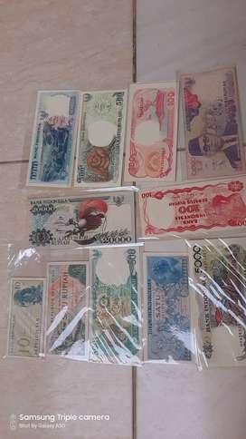 Uang Kuno Asli kondisi Baru