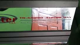 Power 4 chanel 4x250W murah