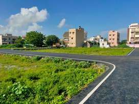 1200 sq fet plot just @ 46 lakhs in iyapanthangal CMDA Approved