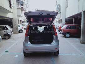 nissan note 2007  monthaly installment