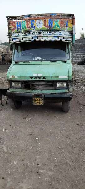 Tata 407 cood condition running vehicle Gujrat body cabin