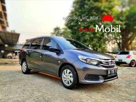 Honda Mobilio S MT Upgrade E