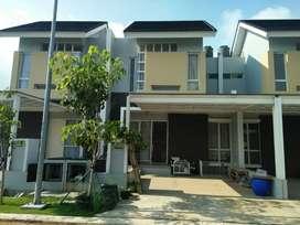 Rumah Sewa 2 Lantai di Cluster Harapan indah Bekasi barat(A2632)