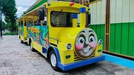 BT jual kereta mini wisata mesin kijang ful spek