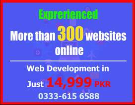 Web Development - CMS - Ecommerce - Complete Online Solution
