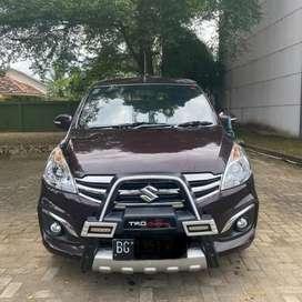 Suzuki Ertiga GX M/T 2018 Merah Maroon