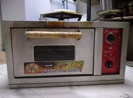 Pizza and burger oven