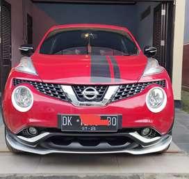 Di Jual Nissan Juke Revolt 2015 merah milik pribadi