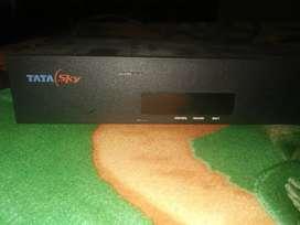 Tata Sky Set up box and Antenna