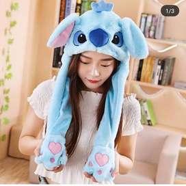 Bunny Hat stitch