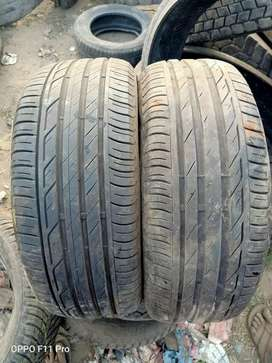 10% used tyres 3 months guarantee