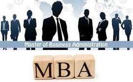 Immediate hiring for MBA fresher