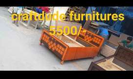 Sinlge bed 6x4 foldable