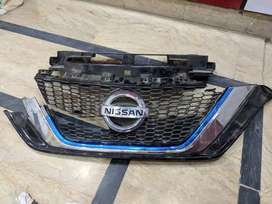 Nissan Note e-Power 2016 to 2018 Front Grill Chrome