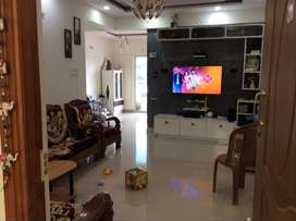 2 BHK Semifinished Available for rent