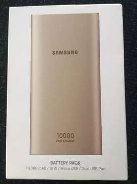 Samsung Battery Pack 10.000 mAh