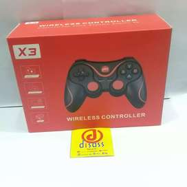 Terios X3 bluetooth K-One wireless gamepad