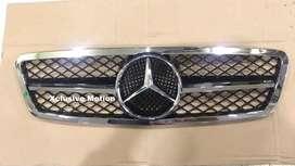 Mercedea Benz C class W203, 2 000-200 7 grill also avilable Audi BMW