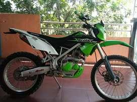 KLX BF 150cc mulusss