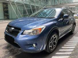 Subaru XV 2.0 CVT AWD 2014 STi