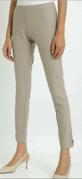 Brand new beige leggings with tag