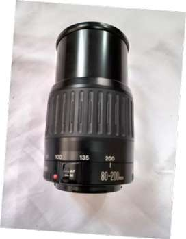 Canon 80-200mm full frame professional lens new condition