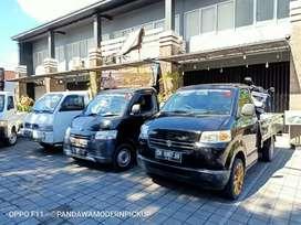 Cv pandawa pickup melayani sewa mobil  pick up  pindahan + lepas kunci