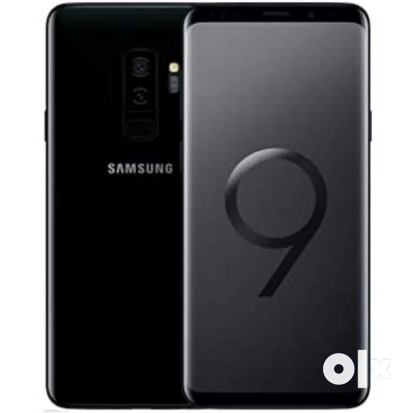 Samsung s9+ black color 0