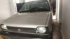 Maruti Suzuki 800 2009 CNG & Hybrids 32000 Km Driven . Rate is fixed.