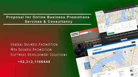 Professional for Online Business Promotions Services & Consultancy