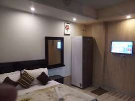 HOTEL for Rent furnished 18 bed rooms attach bath Rent 5 lac