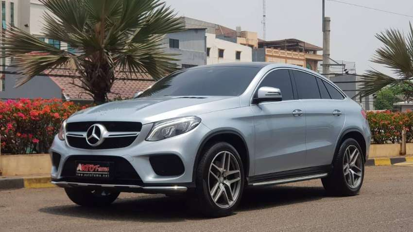 Mercedes Benz GLE400 Coupe AMG 2015/2016 Km 16Rb 0