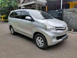 Big Promo Toyota Avanza E Manual 2013 Silver